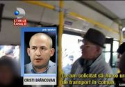Scandal monstru. Trei hoti de buzunare, prinsi intr-un autobuz au fost dati jos de controlori. Totul s-a transformat intr-o scena de groaza