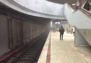 Probleme la metrou. Statia de la Universitate, evacuata