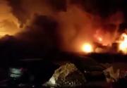 Clubul Bamboo a mai ars din temelii si in 2005. Catalin Botezatu, actionar, spunea ca focul a fost pus intentionat