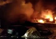 """Prima reactie a primarului Gabriela Firea dupa incendiul din Bamboo: """"Daca un club nu are autorizatie, trebuie inchis"""""""