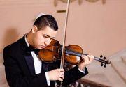 """Un violonist roman de 28 de ani face senzatie in Europa! E angajat al Orchestrei din Innsbruck si a cantat cu un Stradivarius de 7 milioane de euro: """"Am plans cand am interpretat cu aceasta vioara"""""""