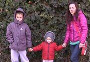 Lovitura grea pentru mama si cei doi copii care au ramas pe drumuri in toiul iernii! Ce i s-a intamplat femeii dupa ce mai multi straini i-au sarit in ajutor