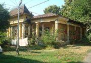 """Casa in care s-a nascut Vasile Alecsandri, intr-o stare jalnica. """"S-ar mai putea salva ceva, dar nu exista vointa"""""""