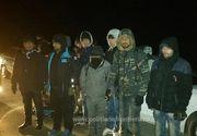 Zece irakieni solicitanti de azil in Romania, intre care trei copii, prinsi cand incercau sa iasa ilegal din tara