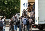 Perchezitii la persoane suspectate de trafic de migranti