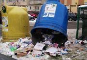 Bebelus mort pus intr-o punga si aruncat la tomberon in Baia Mare