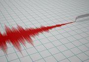 Cutremur in Vrancea. Seismul a avut magnitudinea de 3,5 pe scara Richter