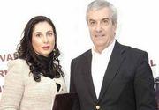 Sotia lui Tariceanu nu scoate bani din moda, dar e salvata de veniturile politicianului! Presedintele Senatului incaseaza 7500 de euro pe luna