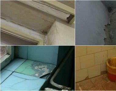 Conditii inumane la sectia de de boli infectioase a Spitalului Judetean Arad. Nu exista...