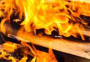 Un copil de 10 ani a murit in urma unui incendiu devastator in Borsa, judetul Maramures