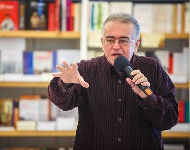 Marturisiri emotionante ale criticului literar Dan C. Mihailescu! Realizatorul...