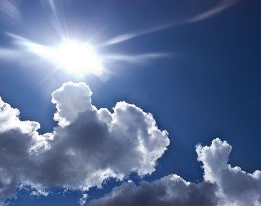 Vesti bune de la meteorologi. Vremea se va incalzi in urmatoarele zile