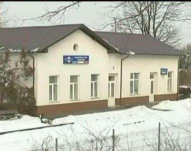 Orasul din Romania in care s-a renovat o gara pe bani multi, dar unde nu circula...