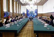 Guvernul a adoptat proiectul de lege privind gratierea. Modificarea codurilor penale, adoptata prin Ordonanta de Urgenta