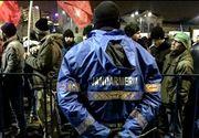 Jandarmeria face apel la manifestantii pasnici sa trimita inregistrari cu cei care au fost violenti miercuri noaptea