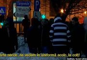 Exista forte care isi doresc sa transforme protestele pasnice in lupte de strada cu jandarmii? Pe internet circula zvonuri alarmiste.