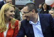 Inainte de a fi sotul Dacianei Sarbu, Victor Ponta a fost casatorit cu o fosta colega de liceu! Cum arata fosta nevasta a politicianului