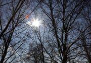 Vremea in weekend: Temperaturi de pana la 13 grade, dar cu conditii de ploaie in unele zone ale tarii