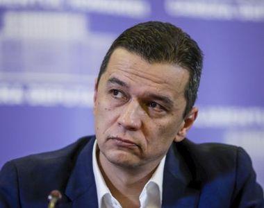 """Sorin Grindeanu: """"Este absolut obligatoriu in perioada urmatoare sa existe..."""