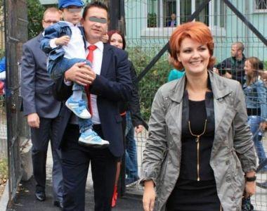 Fostul sot al Olgutei Vasilescu este parat intr-un proces cu o mare miza imobiliara!...