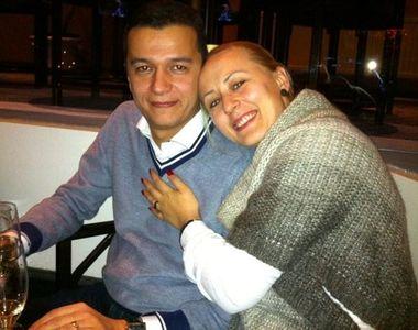 """Sotia premierului Sorin Grindeanu, mesaj puternic pe Facebook: """"Nu mai pot sa tac!..."""