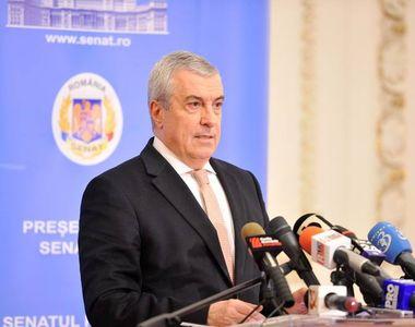 Afirmatiile lui Tariceanu la BBC afecteaza imaginea Romaniei, avertizeaza CSM