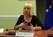 Judecatoarea Camelia Bogdan a fost exclusa din Magistratura