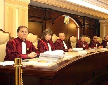 Curtea Constitutionala a respins ca inadmisibla sesizarea Avocatului Poporului pe OUG 13
