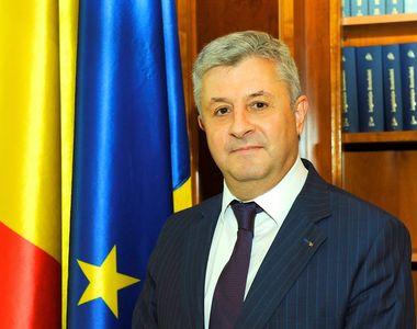 Florin Iordache a demisionat din functia de ministru al Justitiei