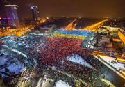 Protestele in Piata Victoriei, din Capitala, interzise. Politia a incercat sa ii intimideze pe primii manifestanti