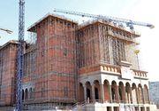 """Patriarhia Romana, actionata in instanta de firma care construieste Catedrala Mantuirii Neamului! BOR a intarziat cu anumite """"obligatii"""" fata de constructor"""