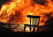 Au primit de Craciun o casa, dar a ars intr-un incendiu. Zece frati si parintii lor au ramas iar pe drumuri