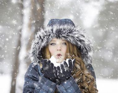 Se intorc ninsorile in mai multe zone din Romania - Vor cadea precipitatii moderate si...
