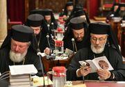 """Un arhiepiscop a aparut la o sedinta de la Patriarhie cu un desen ciudat pe mana! Acuzat ca ar fi un simbol """"Opus Dei"""", prelatul a raspuns printr-un alt desen"""