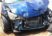 Un tanar in varsta de 19 ani din Alba a decedat dupa ce a intrat cu masina in zidul de beton al Autostrazii A1