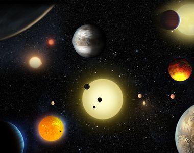 NASA a descoperit un intreg sistem solar care ar putea sa asigure existenta extraterestra