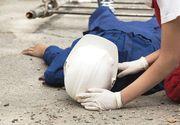 Accident de munca la SE Turceni. Un barbat a murit, iar un altul a fost ranit dupa ce un motor a cazut peste ei
