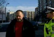 Circ cu urlete si injuraturi intre soferi si politisti in Capitala. Peste 14 permise au fost retinute si 70 de amenzi au fost date la o razie a politistilor rutieri
