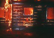 Batrana de 81 de ani, din Tanacu, gasita arsa de vie in casa. Locuinta i-a luat foc, cel mai probabil, de la jarul cazut din soba