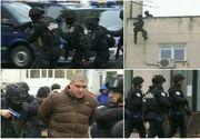 Exercitiu antitero la Ambasada Israelului din Bucuresti