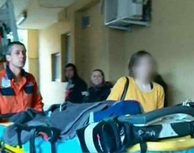 Un copil de zece luni din Tulcea a supravietuit dupa ce a cazut de la etajul doi al...