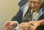 O batrana de 99 de ani a fost arestata chiar de ziua ei. Nepoata ei este cea care a dat-o pe mana politistilor - Motivul este unul uluitor