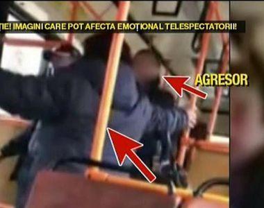 O controloare din Constanta a fost agresata si palmuita de un individ prins fara bilet....