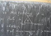"""O profesoara din Romania este finalista la """"Nobelul pentru educatie"""""""