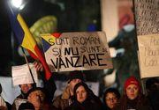 """Inchisoare de pana la trei ani pentru protestatarii care """"impiedica exercitarea puterii de stat"""". Proiect de lege initiat de un deputat PSD"""