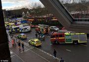 Unul dintre cei cinci romani loviti de o masina in Londra a murit. Alti doi se afla in stare grava
