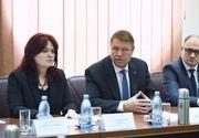 Atacurile la adresa procurorilor si judecatorilor au cunoscut in ultima perioada o crestere ingrijoratoare, a declarat presedintele Iohannis