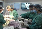 O mama si fatul ei au fost salvati datorita mobilizarii extraordinare a peste 20 de medici timisoreni