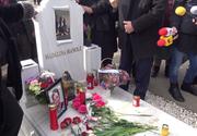 Tatal Madalinei Manole, gest incredibil la mormantul cantaretei