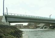 """Cum arata """"podul care nu duce nicaieri"""" si de ce a fost construit. Constructia se afla in Bistrita"""